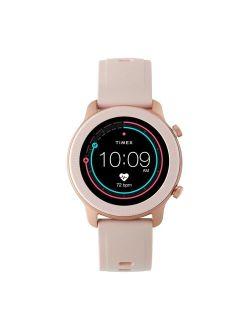 ® Metropolitan Blush Silicone Strap Smart Watch - TW5M43000IQ