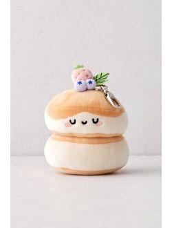 Smoko Pancake Mochi Plushie Keychain