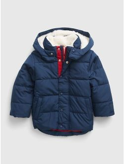 Toddler Recycled ColdControl Max Puffer Jacket