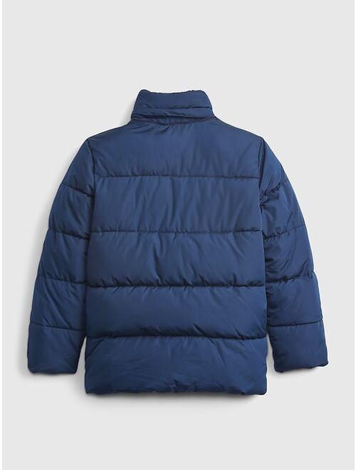 GAP Kids ColdControl Ultra Max Puffer Jacket