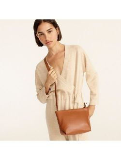Oslo soft leather crossbody bag