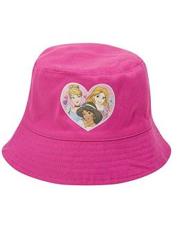 Girls' Minnie Mouse Or Princess Bucket Hat